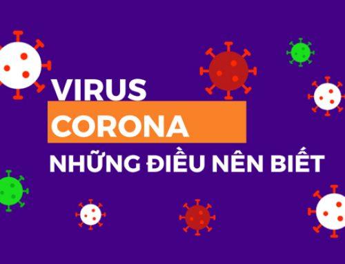 Những Điều Mà Ai Cũng Nên Biết Về Virus Corona!
