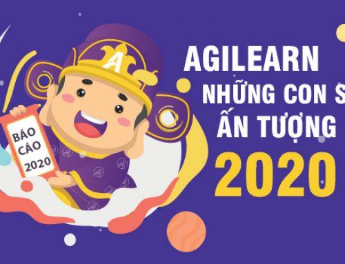 Agilearn và những con số ấn tượng năm 2020